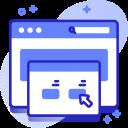 Landing page integration